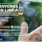 RIVADAVIA: Talleres Virtuales para Adultos Mayores