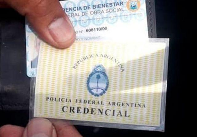 LA POLICÍA FEDERAL NO TIENE COBERTURA
