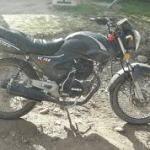 Le roban moto en asalto