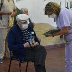 Así fue la primera jornada de vacunación en Rivadavia