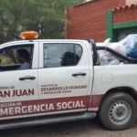 El Gobierno asistirá a las familias evacuadas por las lluvias en los centros municipales