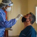 100.000 test de antígenos a la provincia llegaron