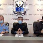 Autoridades de la Policía brindaron detalles sobre hechos delictivos