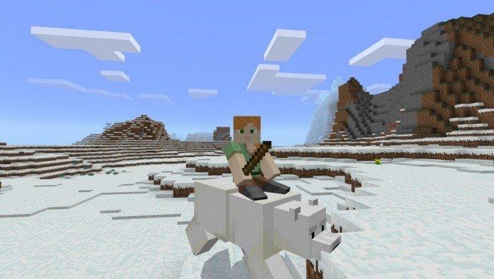 Polar Bears Mod For Minecraft PE 0160