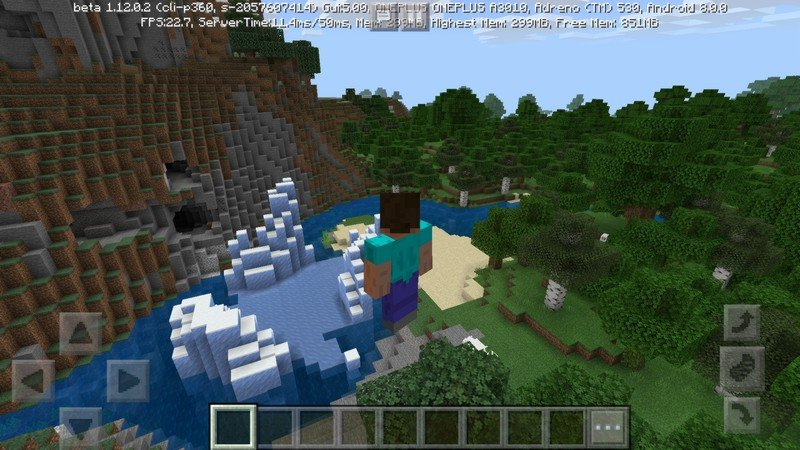 Oneblock skyblock is an amazing map with only one block, you have to destroy the block and get. Download Minecraft Pe 1 17 11 Apk