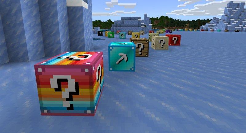 Sounak mcpe 3 jan 2021 reply. 15 Lucky Blocks Addon For Minecraft Pe 1 17 11