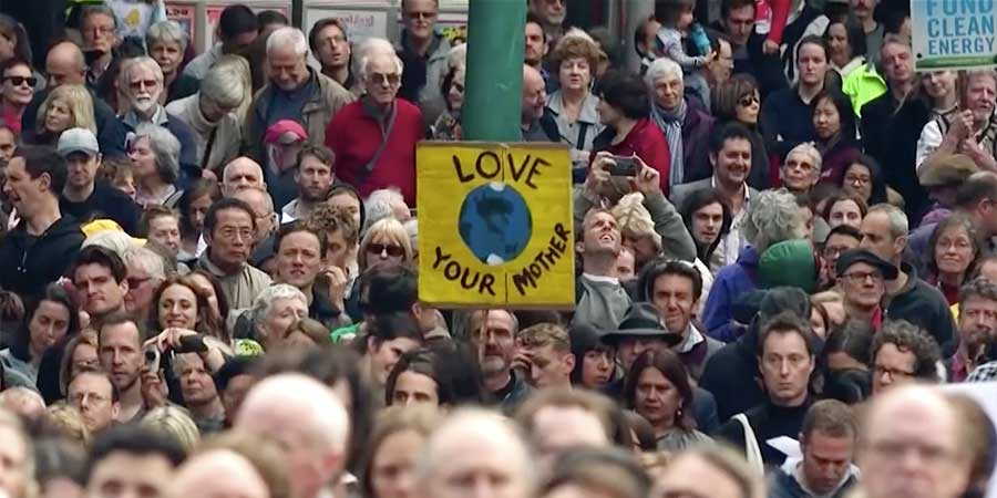 Love Your Mother Peace and the Planet