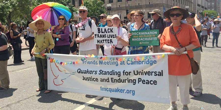 Boston Pride Parade 2017 feature