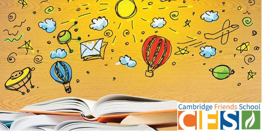 Cambridge Friends School Used Book Sale