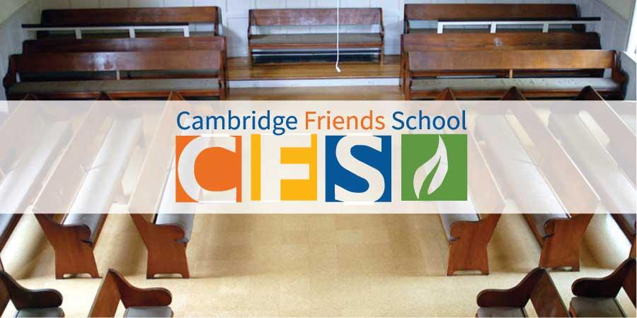 Cambridge Friends School Visit