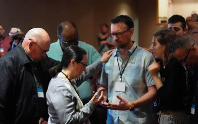 Thriving in Ministry in 2021 with Trisha Welstad