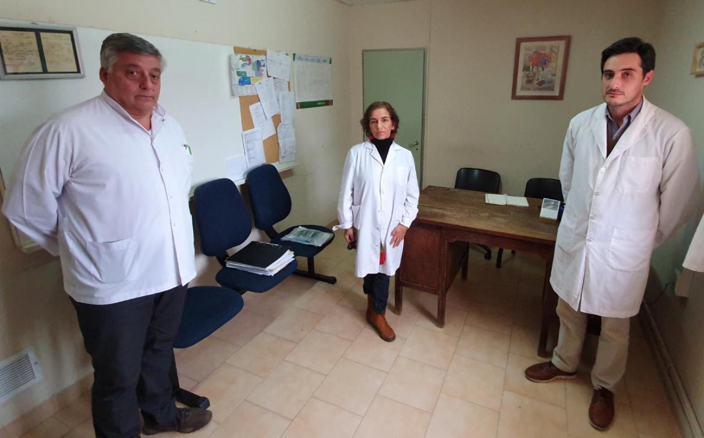 La Comisión de Salud se reunió con el Doctor Carlos Bravo