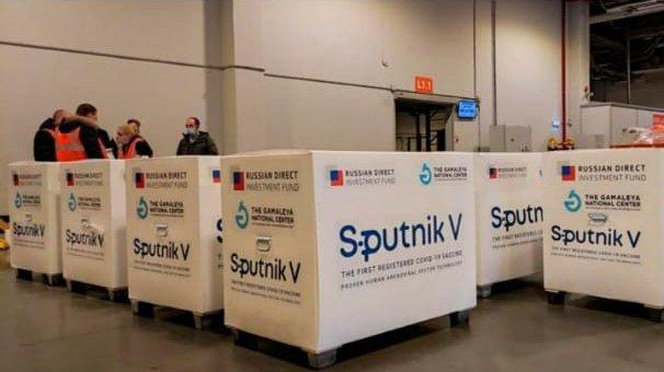 Arranca la campaña de vacunación: desde hoy se distribuye la Sputnik V