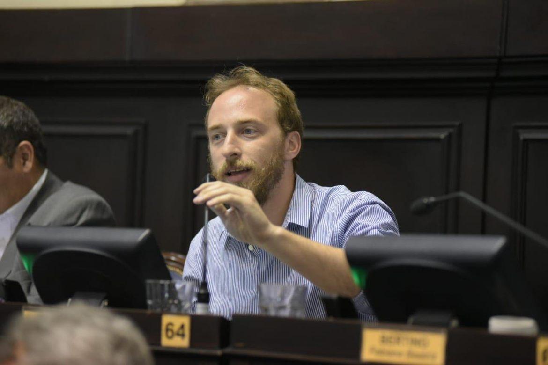 """Federico Otermín: """"La vacunación y la reactivación económica son las metas del 2021"""""""