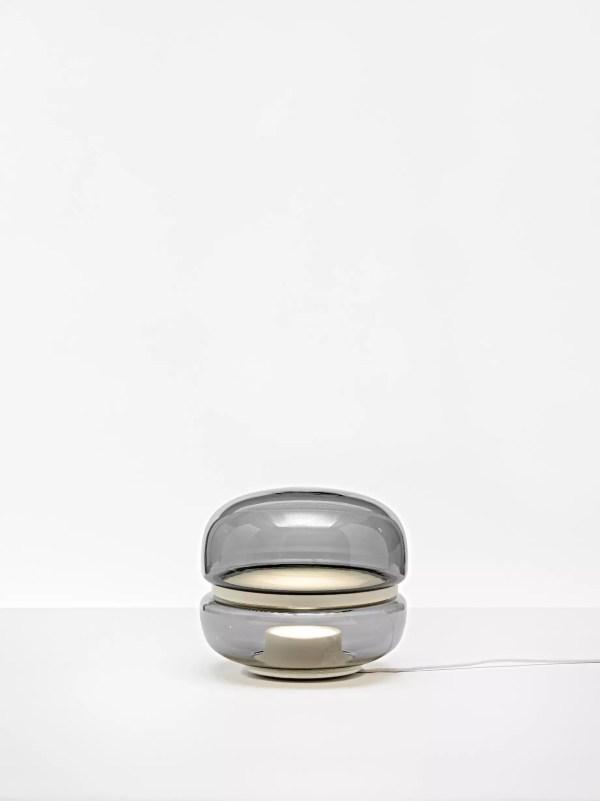 MACARON Small Brokis PC1038 table lamp smokegrey