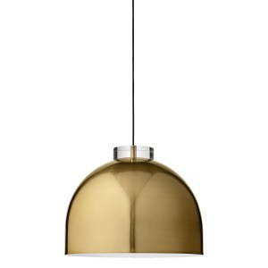 LUCEO Round Pendant Gold Large AYTM