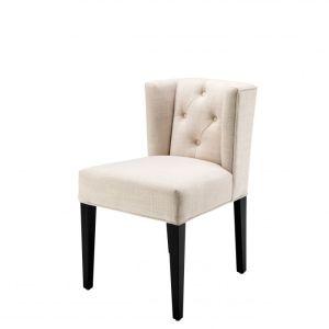 BOCA RATON NATURAL Dining chair EICHHOLTZ