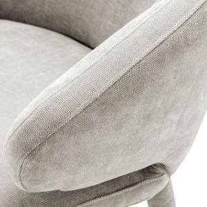 CARDINALE Dining chair sand EICHHOLTZ
