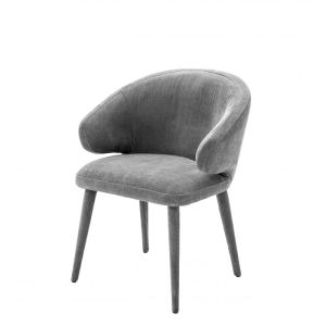CARDINALE GREY Dining chair EICHHOLTZ