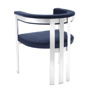 CLUBHOUSE chair STEEL EICHHOLTZ