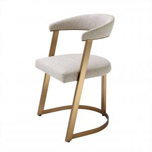 DEXTER BRASS Dining chair EICHHOLTZ
