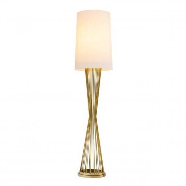 HOLMES GOLD Floor Lamp EICHHOLTZ