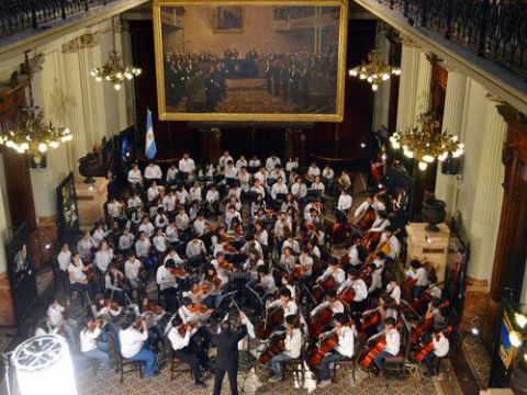 La Orquesta Escuela de Berisso brindará una serie de conciertos
