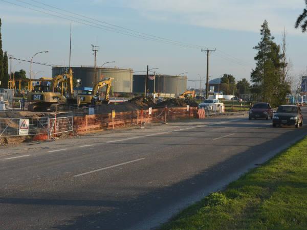 El tránsito a partir de las obras que se realizarán en Avenida del Petróleo