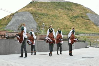 Nemunas en el Castillo de Gediminas3