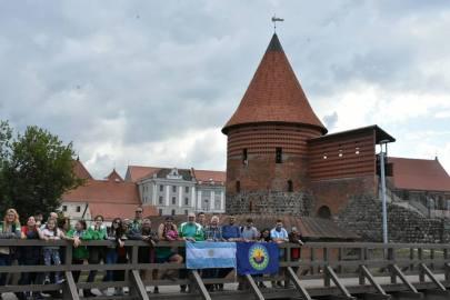 Visita al Castillo de Kaunas
