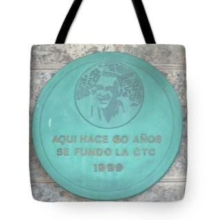 cuba plaque 1999