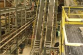 HIGH ANGLE CONVEYOR SOLUTIONS WITH DOS SANTOS INTERNATIONAL | high angle conveyors