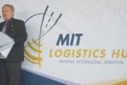 MUSINA INTERMODAL TERMINAL  CONNECTING THE SADC REGION THROUGH REGIONAL ECONOMIC INTEGRATION | MUSINA INTERMODAL TERMINAL