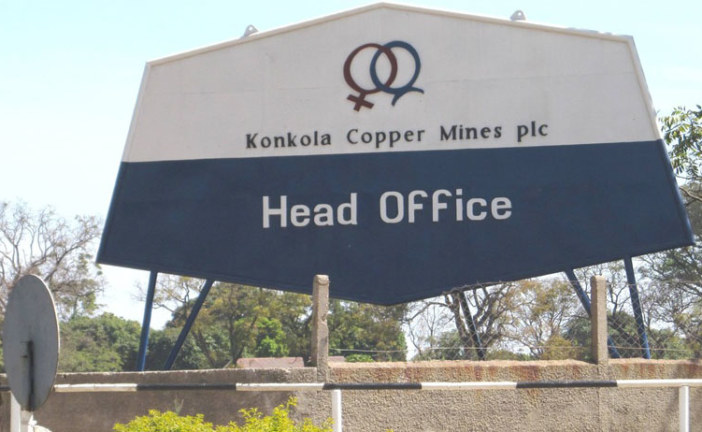 Konkola Copper Mines records 41% production surge in Q-4