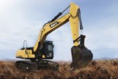 21 t SANY excavator is a perfect gem for the mining industry