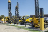 Epiroc showcases its Smart and Flexible automated drilling technology at Electra Mining 2018