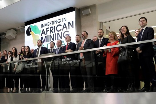 Mining Indaba celebrates 25th world leading conference with London Stock Exchange Market Opening Ceremony