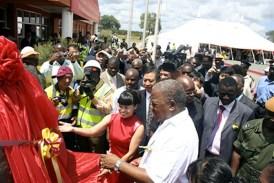 Munali Nickel Mine reopened after eight years' hiatus