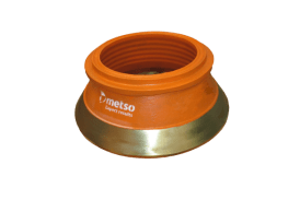 Metso introduces a new range of crusher wear parts