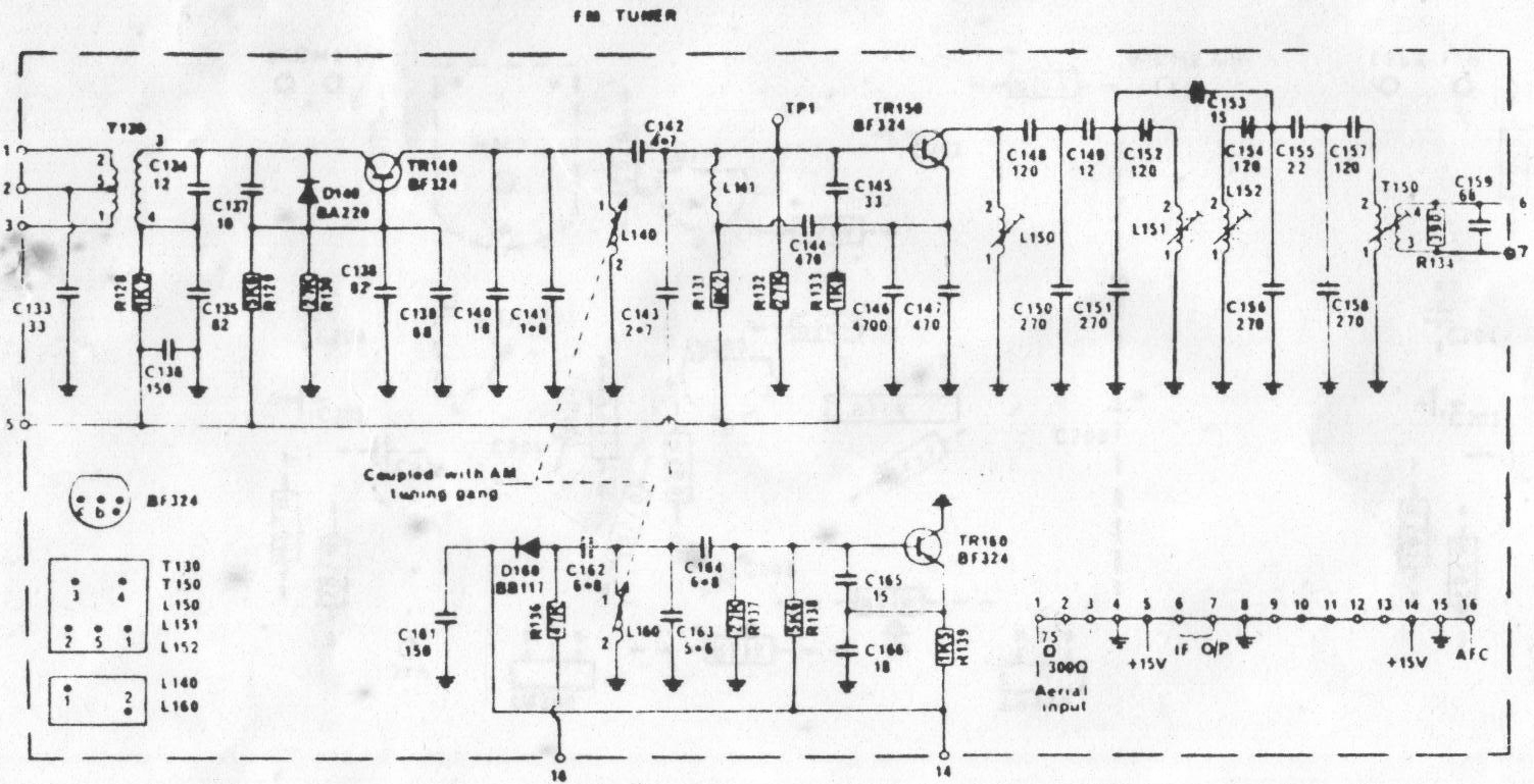 tv tuner card circuit diagram wiring of motorcycle alarm el cheapo fm stereo kit dxing