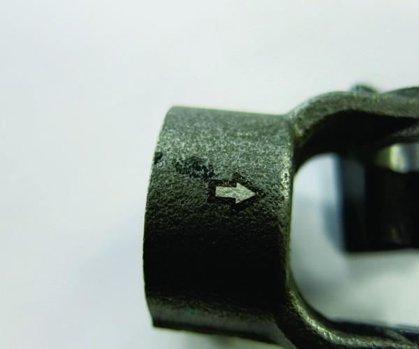 Custom Metal Engraving FME Technologies Massachusetts FME Technologies