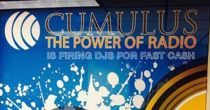 Cumulus fires DJs
