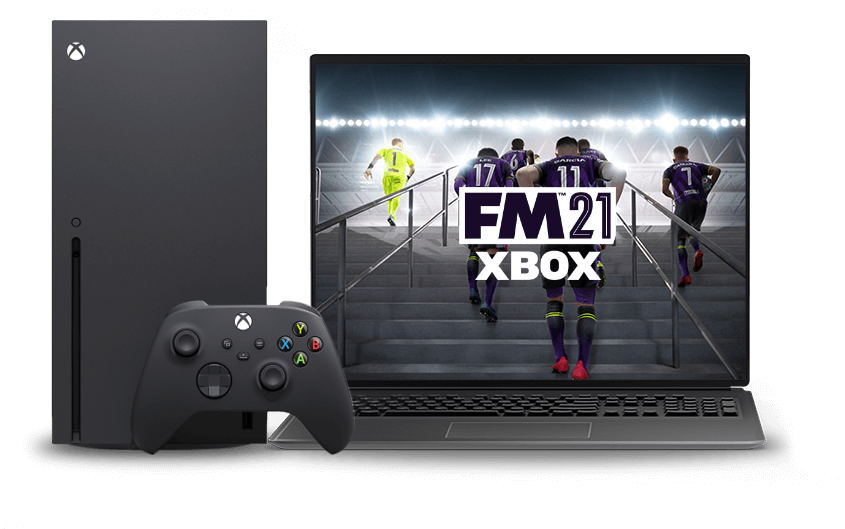 Football Manager 2021 trên Xbox