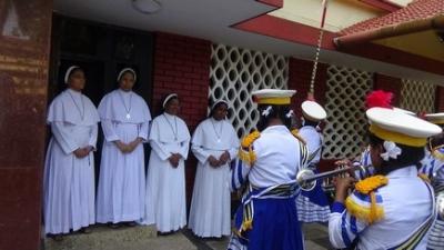 Provincial Superiors Visit 2016