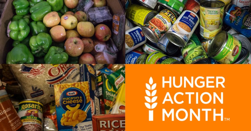 Fleming & Monroe United Food Bank partnership for Hunger Action Month