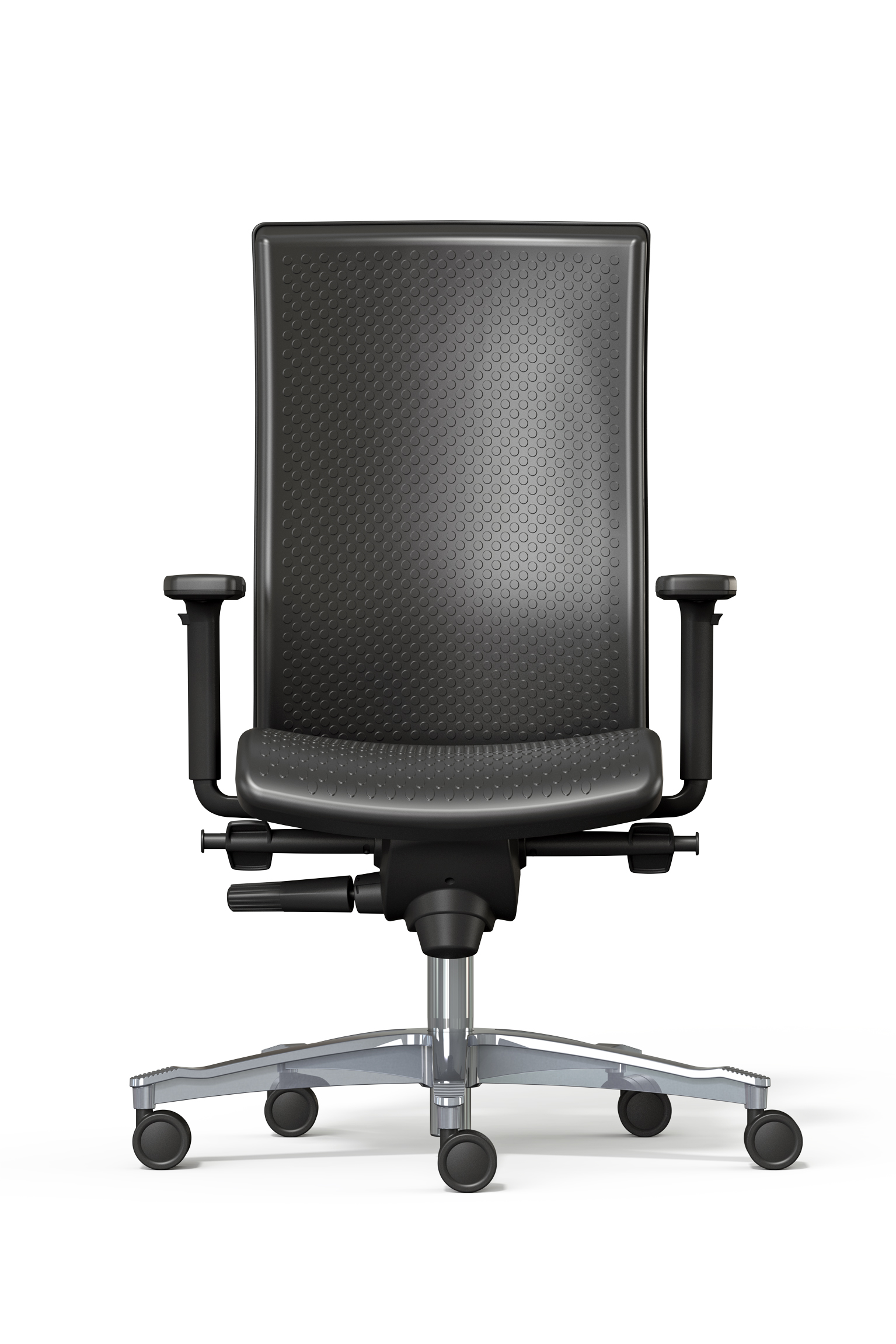Dauphin Chairs Dauphin Unveils Round The Clock And Industrial Ergonomic Chairs