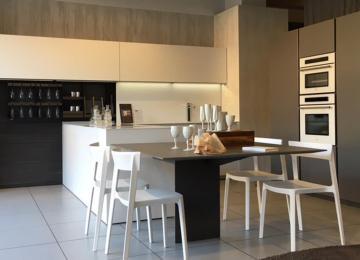 Mobili Design Occasioni Cucine | Cucina Lineare Moderna In Laccato ...