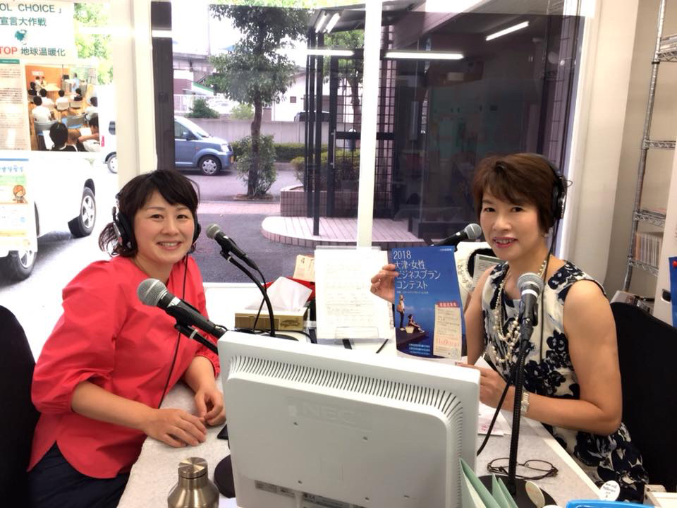 渡辺維子さんとマダム芦田