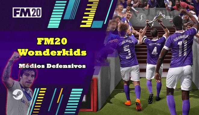 FM20 Wonderkids – Médios Defensivos
