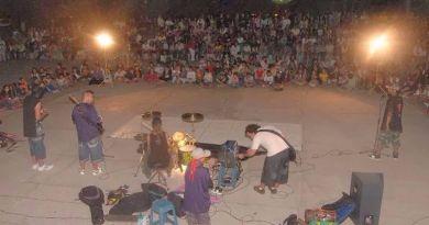 Se extiende una semana la recepción de propuestas artistas callejeros